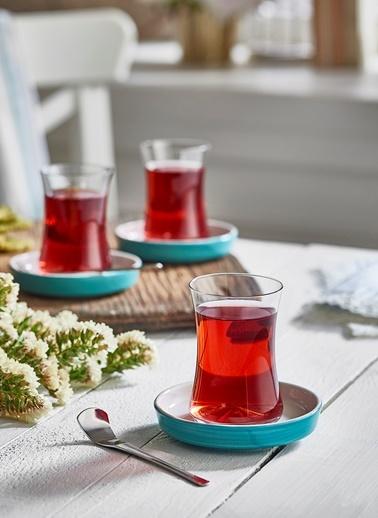 Tiryaki Çay Seti 6lı-Koleksiyon